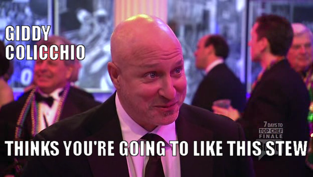 Giddy Colicchio
