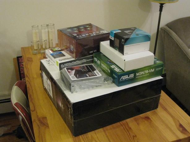 Pile of Stuff